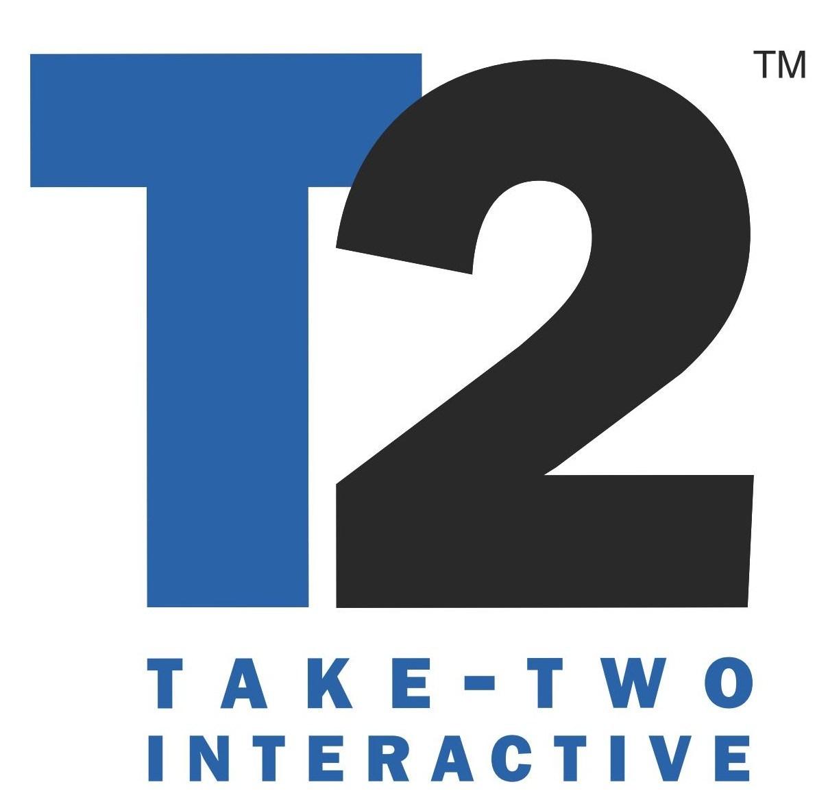 Take Two Interactive Logo [EPS File] png