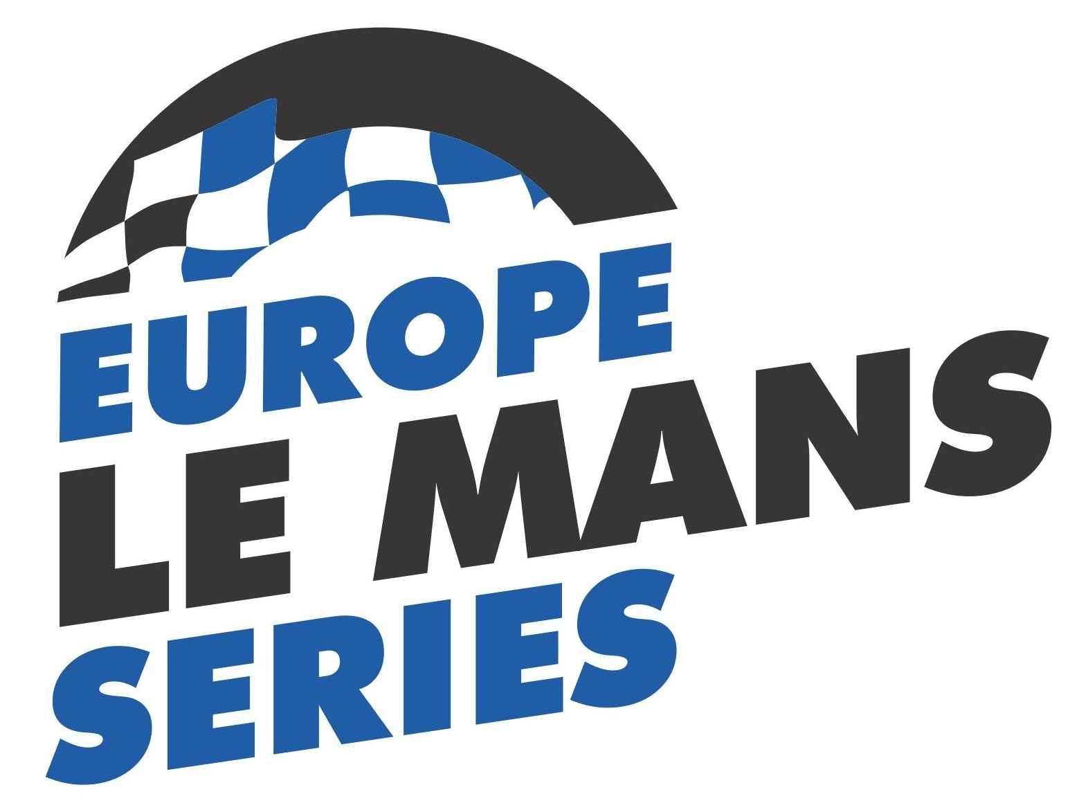 ELMS European Le Mans Series logo vector