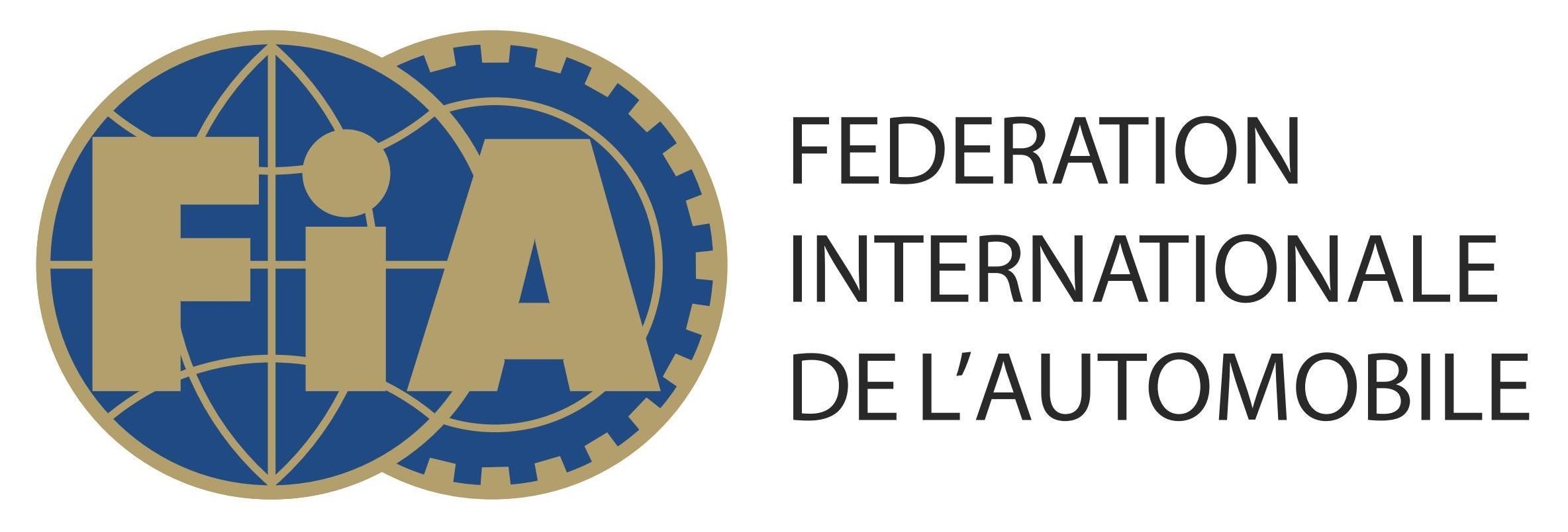 FIA   Fédération Internationale de lAutomobile Logo [fia.com] png