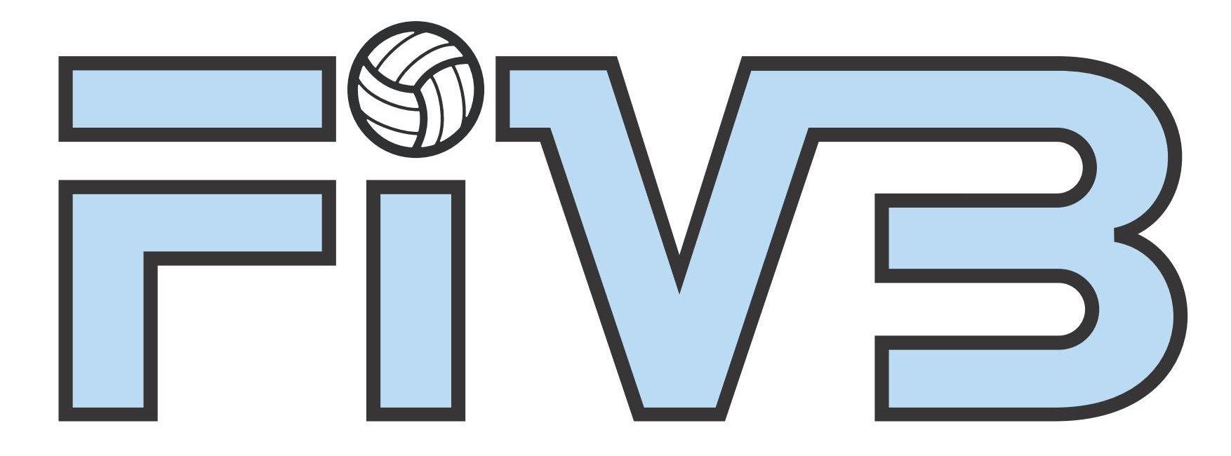 Fédération Internationale de Volleyball (FIVB) Logo png