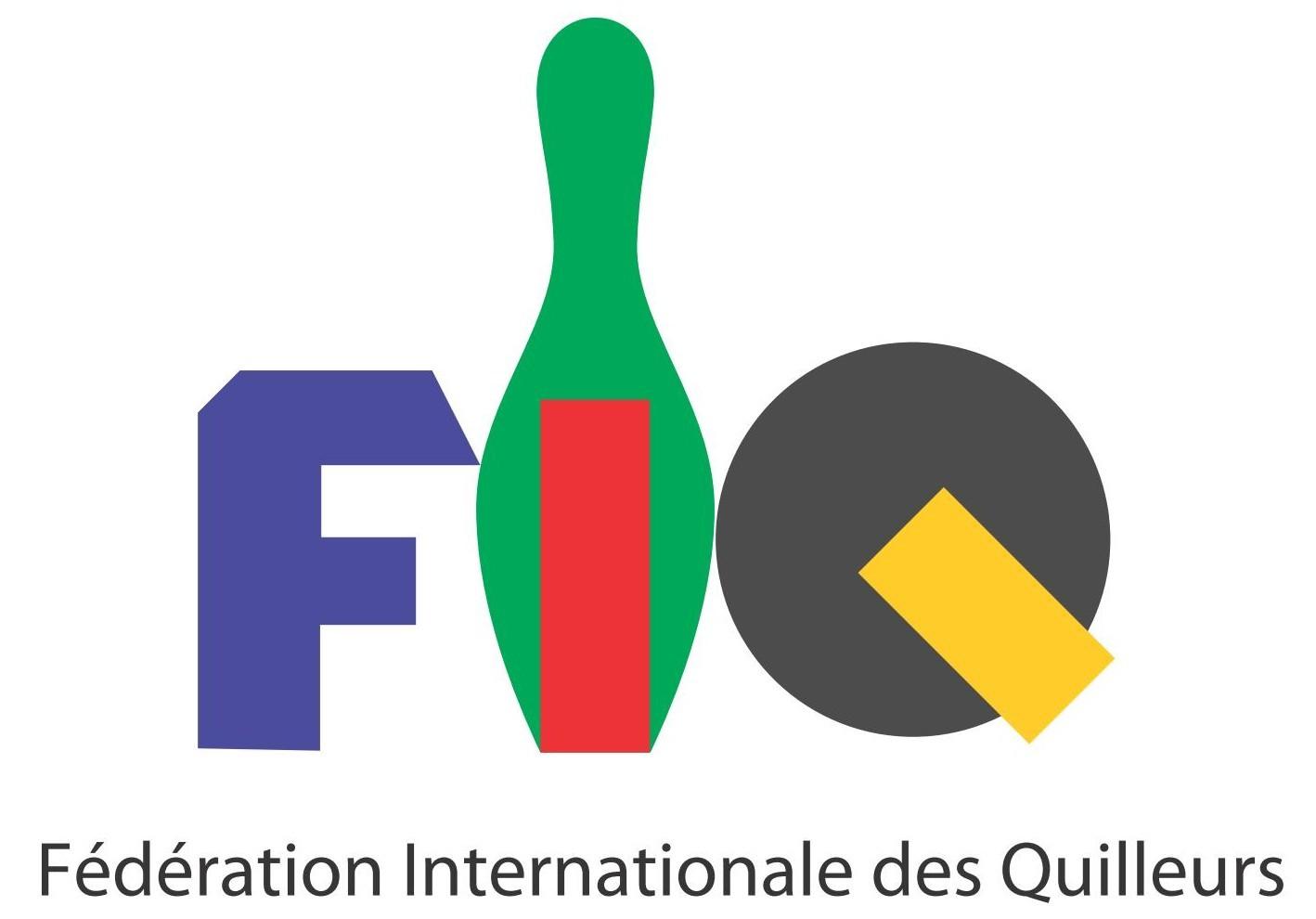 Fédération Internationale des Quilleurs (FIQ) Logo [EPS File] png