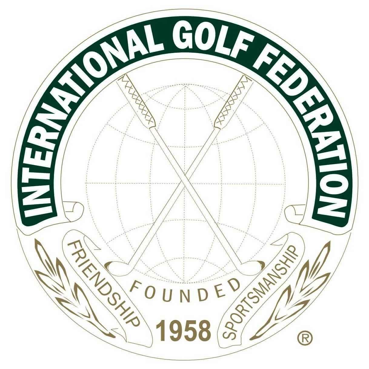 IGF International Golf Federation logo