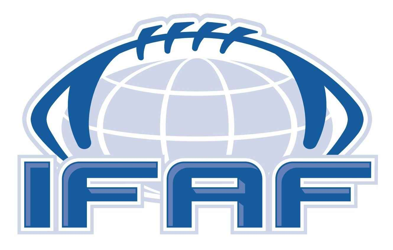 International Federation of American Football (IFAF) Logo [EPS File]