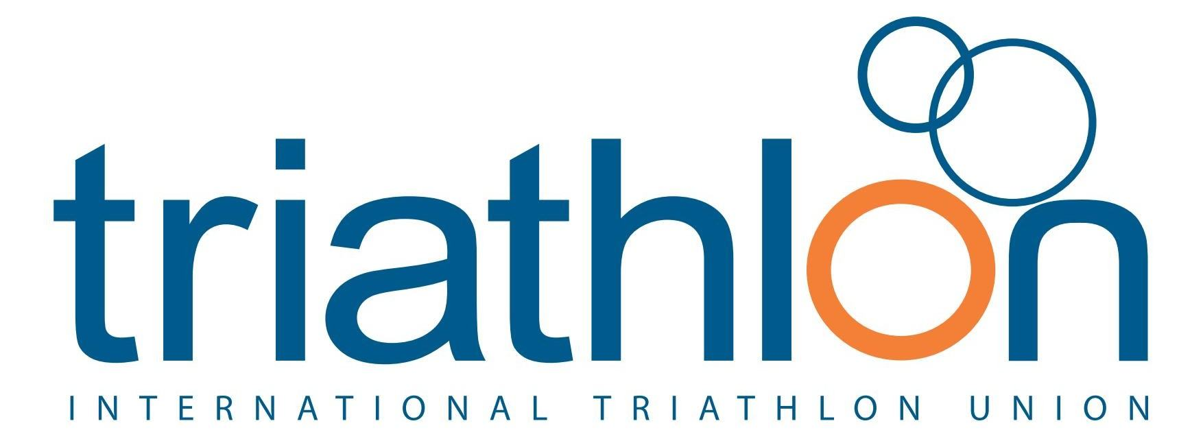 International Triathlon Union (ITU) Logo png
