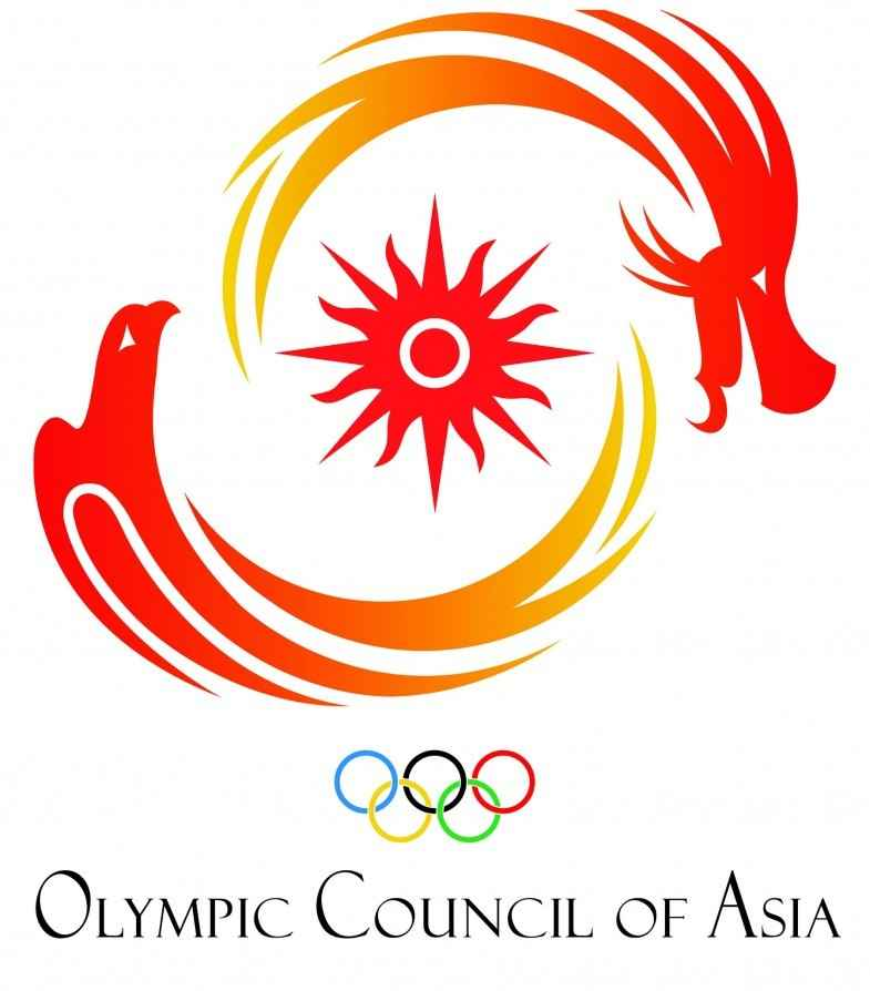 Olympic Council of Asia (OCA) Logo png