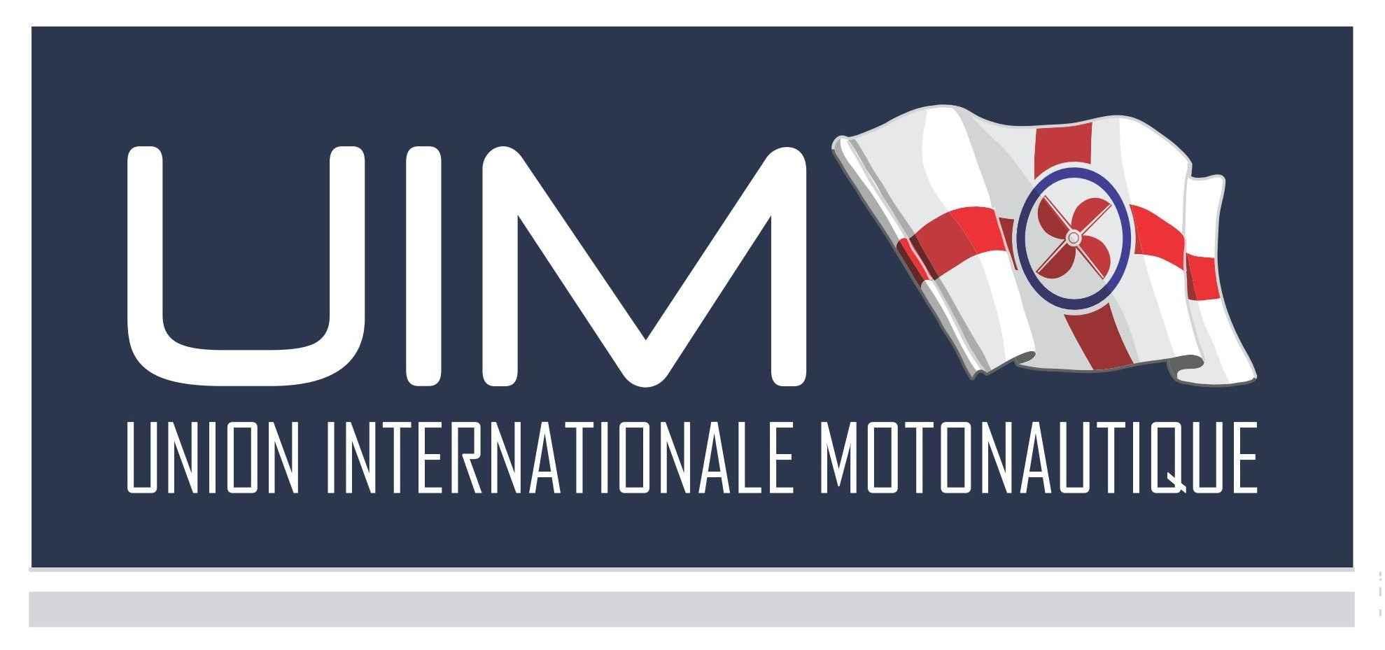 Union Internationale Motonautique UIM logo