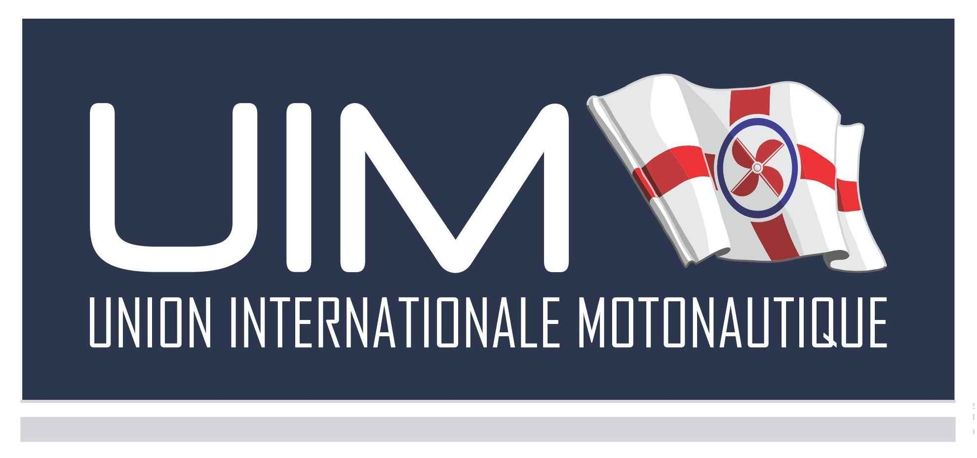 Union Internationale Motonautique (UIM) Logo [EPS File] png