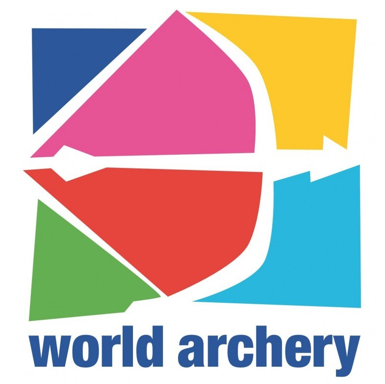 World Archery Federation (WA) Logo
