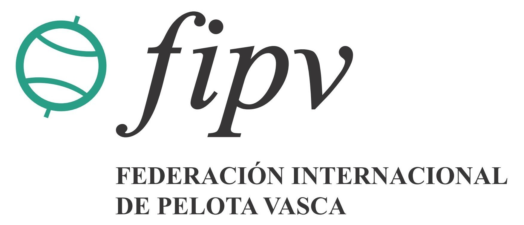 Fédération Internationale de Pelota Vasca (FIPV) Logo png