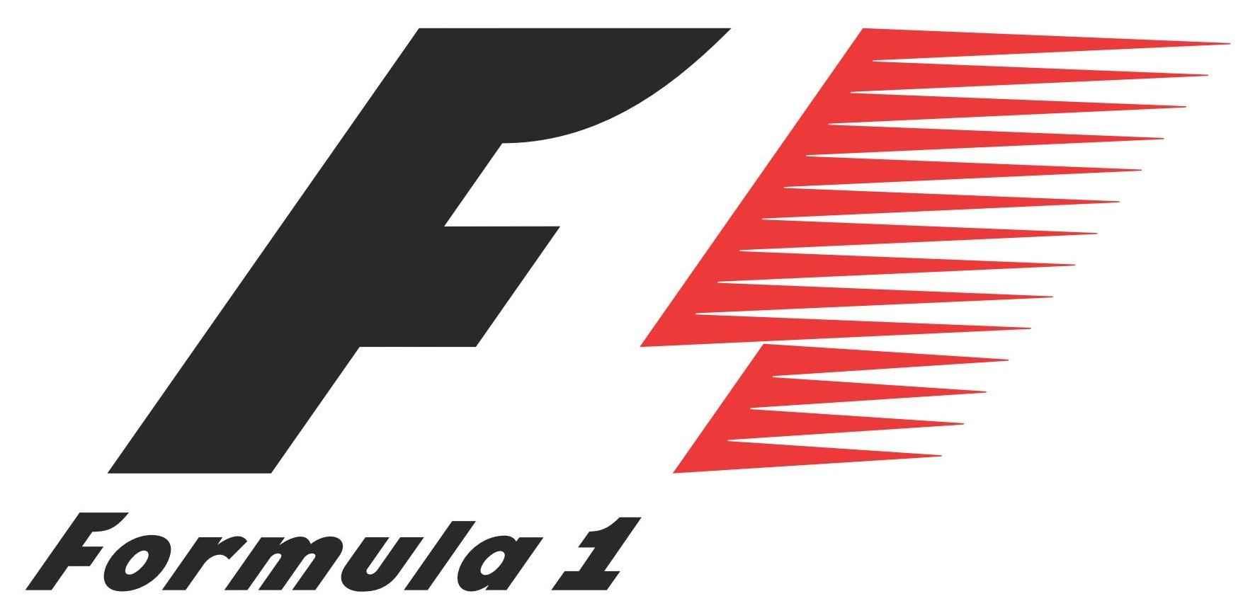 Formula 1 Logo Vector