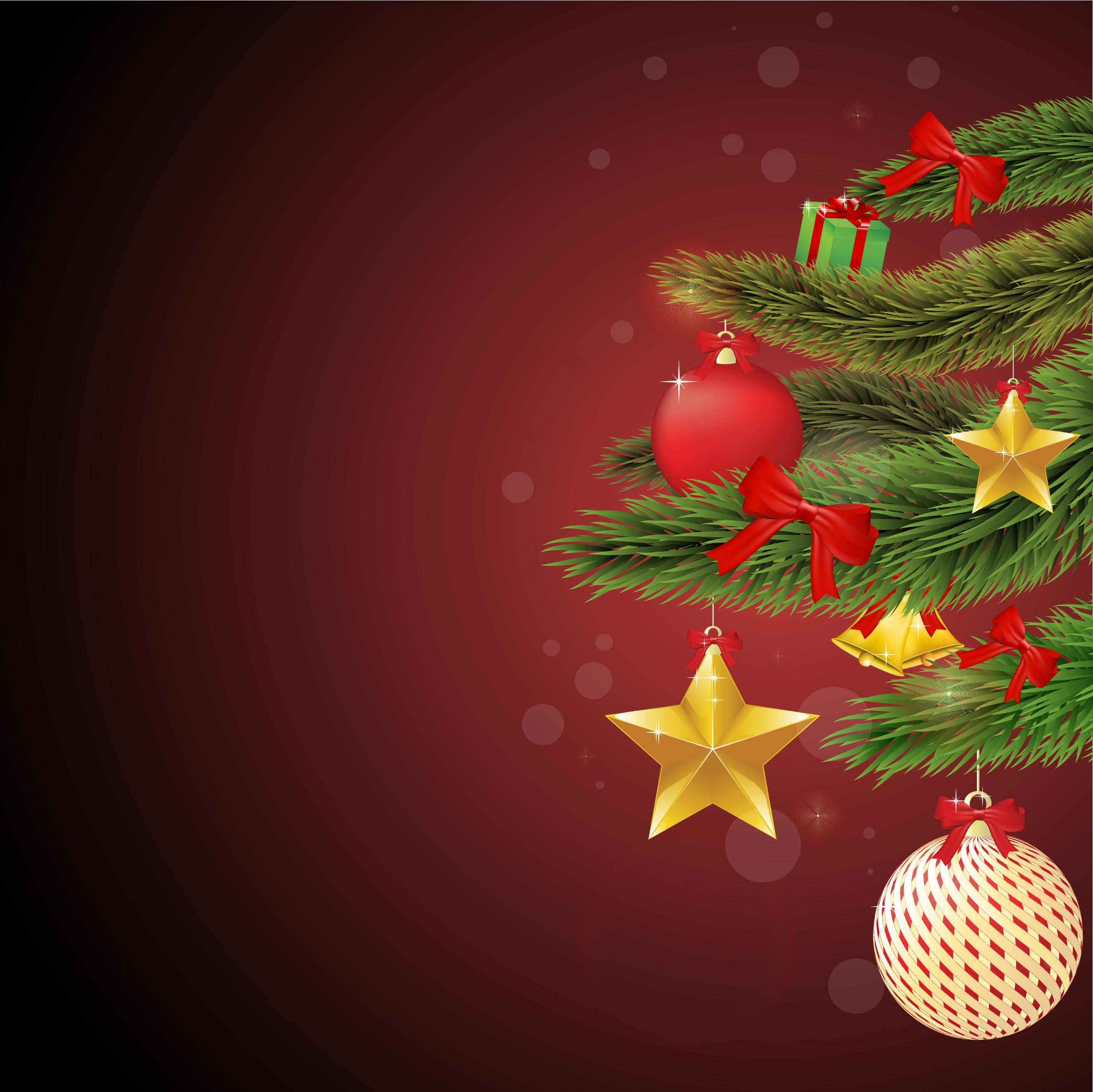 Christmas Background 04 png
