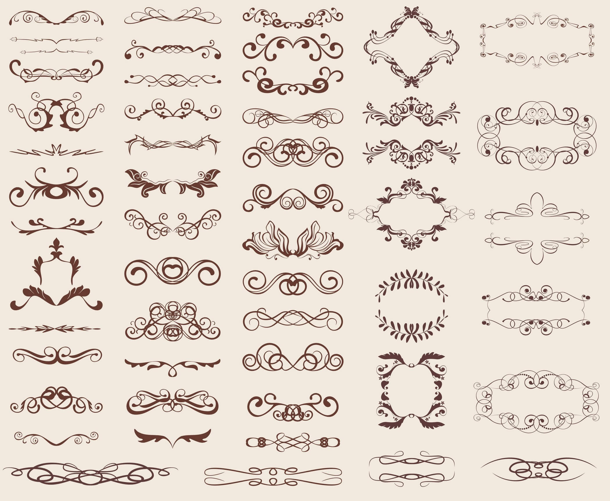 Retro Border, Pattern Lace png