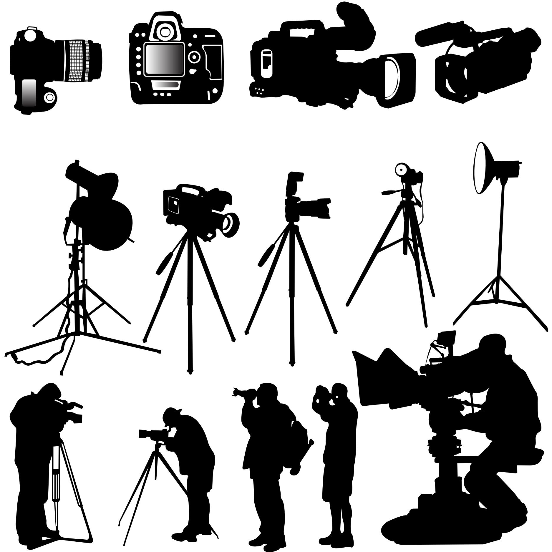 14 Silhouettes Photographer png