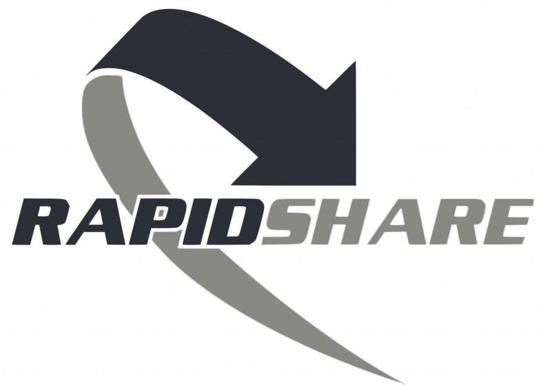 Rapidshare Logo png