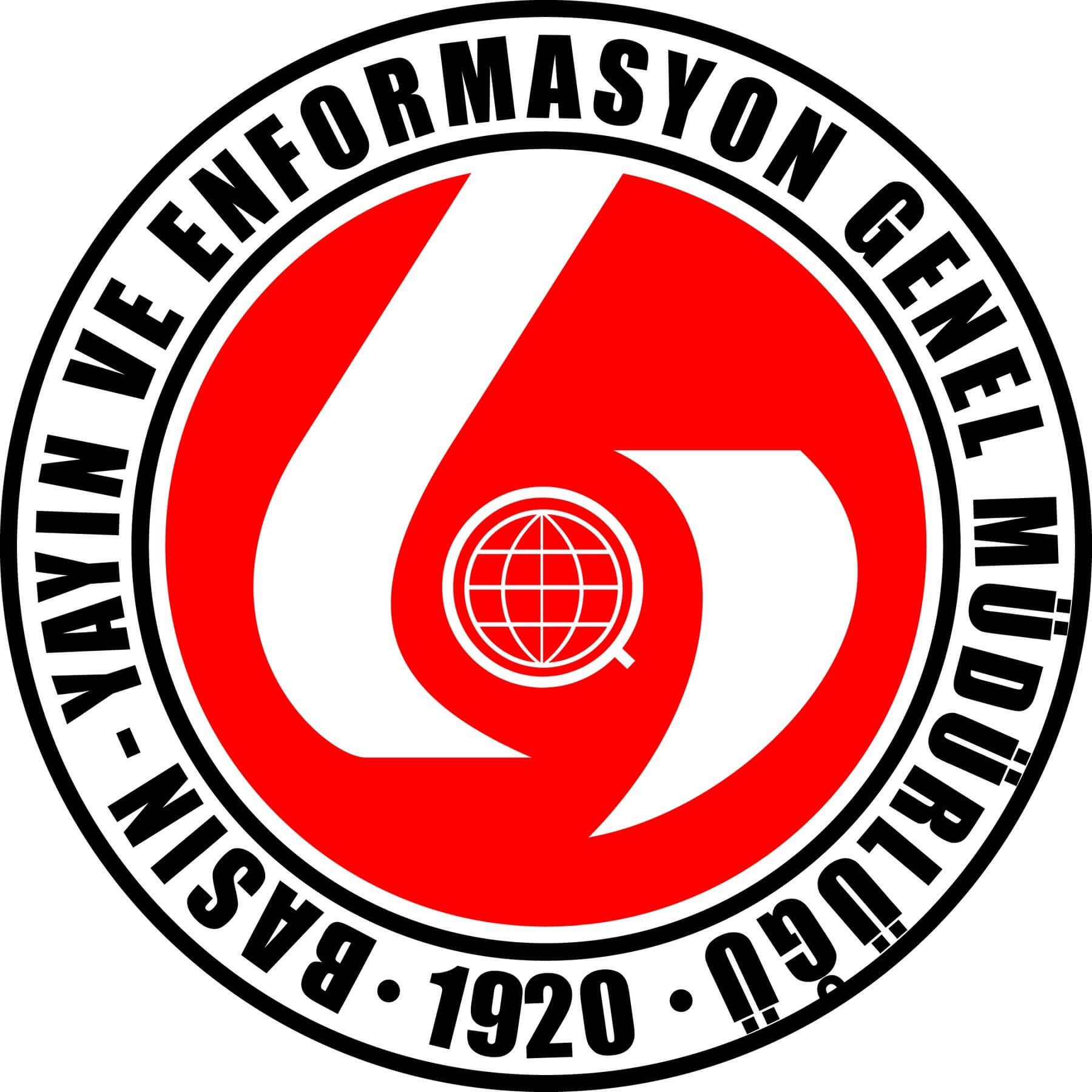 T.C. Başbakanlık Basın Yayın ve Enformasyon Genel Müdürlüğü Vektörel Logosu [EPS File] png