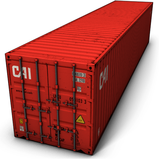 Container Icon Set 512x512 [PNG Files]