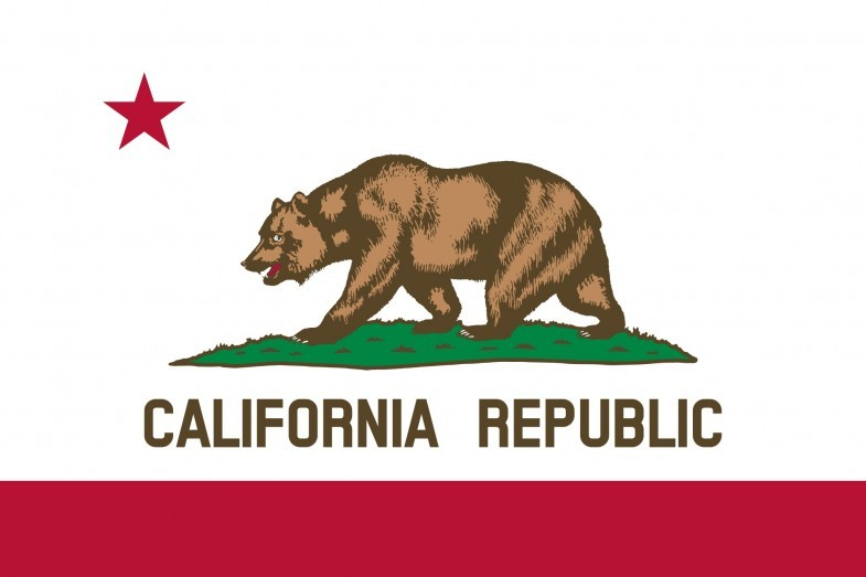 California State Flag&Seal png