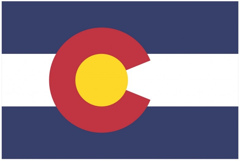 Colorado State Flag&Seal png