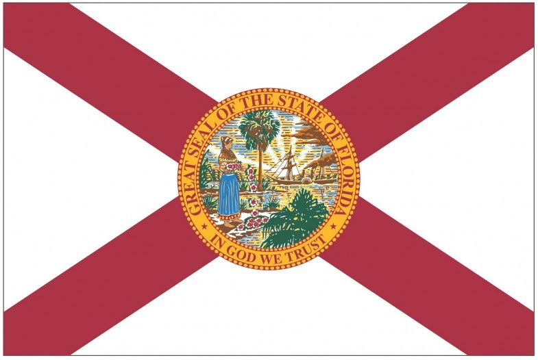 Florida State Flag&Seal png