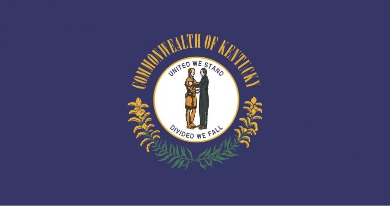 Flag of Kentucky 785x414