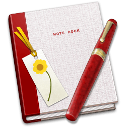 Note Book_Bookmark