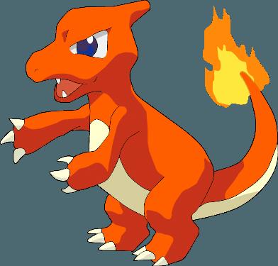 Pokemon characters 02 392x375 vector