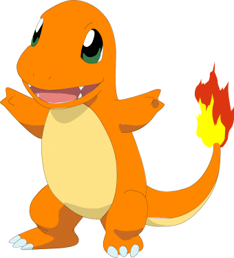 Pokemon characters 03 340x375 vector
