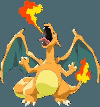 Pokemon characters 05 350x375 vector