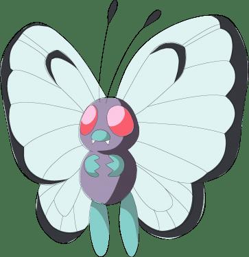 Pokemon characters 07 363x375 vector