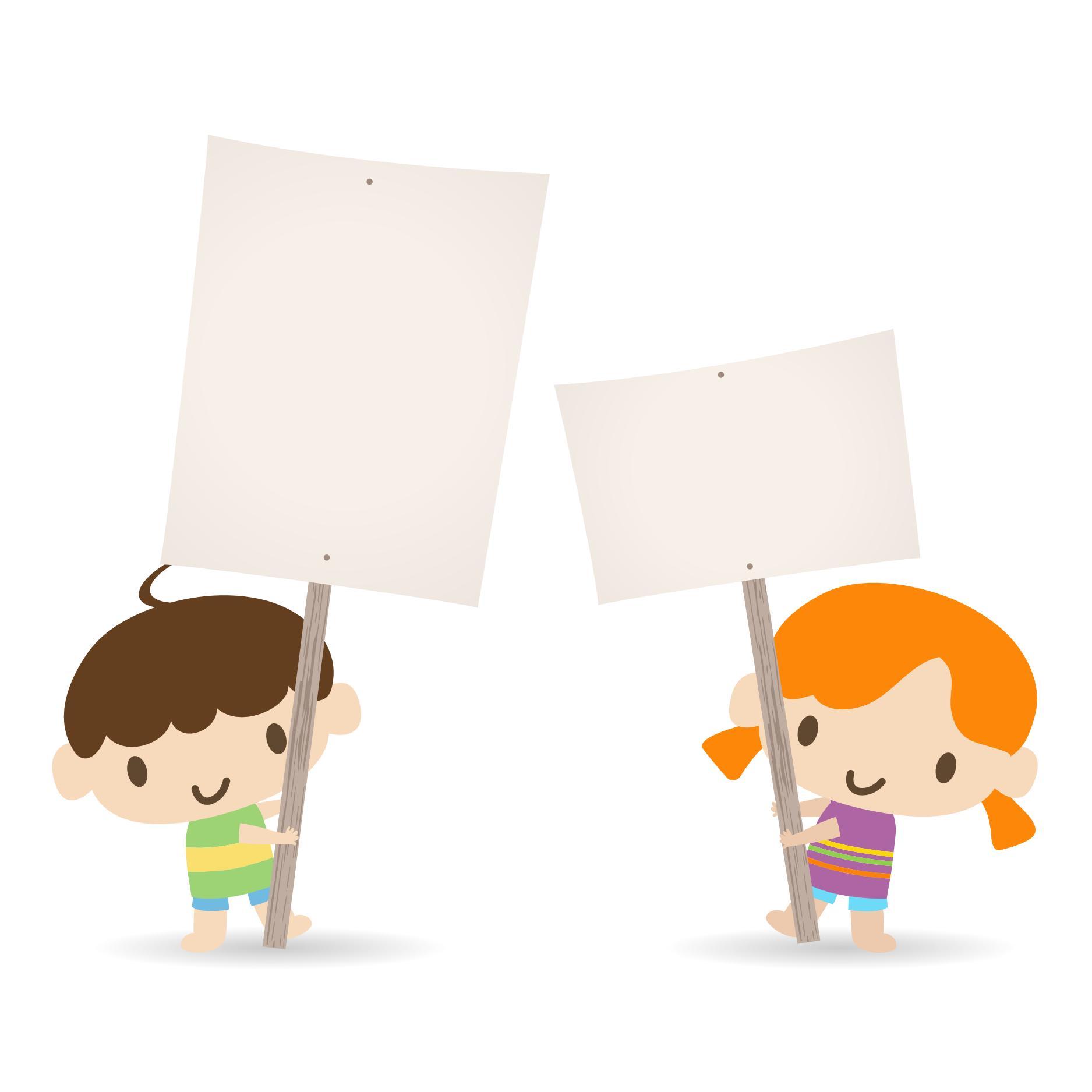 Banner Children, Kids, People png