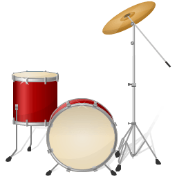 Instruments Icons 256-256px [PNG-EPS Files]