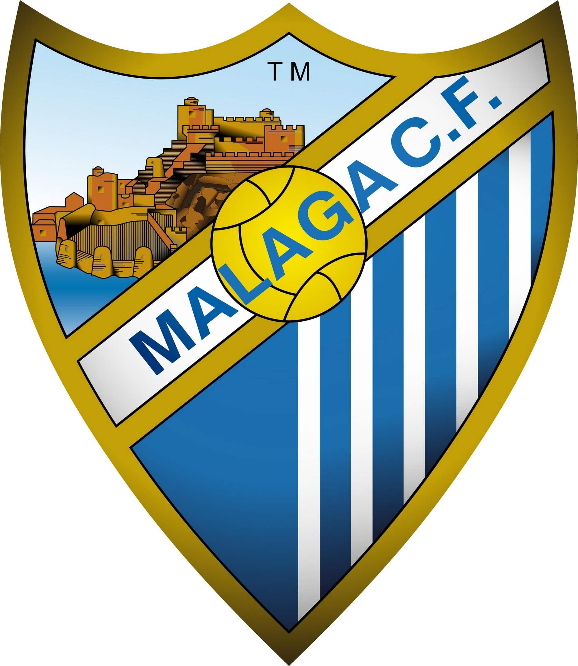Fudbalski amblemi Malaga_football_club_logo
