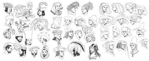 renaissance_tradition_of_human_head_vector