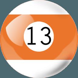 American Pool Billard Icons 256x256 [PNG Files] png