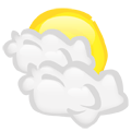 Weather, Cloud, Sun Icons png