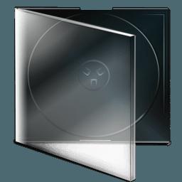 Boite cd vide