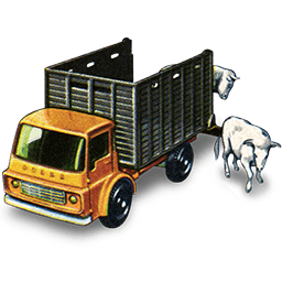 Cattle Truck with Cattle_256x256-32