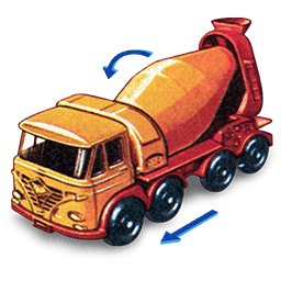 Foden Concrete Truck with Movement_256x256-32