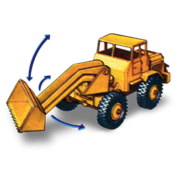 Hatra Tractor Shovel with Movement_256x256-32