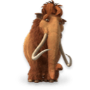 Ice Age Characters Icons 128x128 [PNG Files] png
