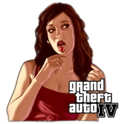 GTA IV   Grand Theft Auto IV Icons 256x256 [PNG Files] png