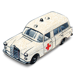 Mercedes Benz Ambulance_256x256-32
