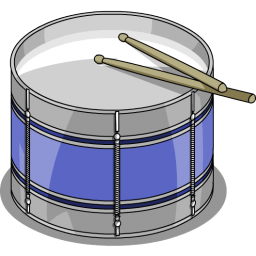 Musical Instruments Icons 256×256 [PNG Files] png
