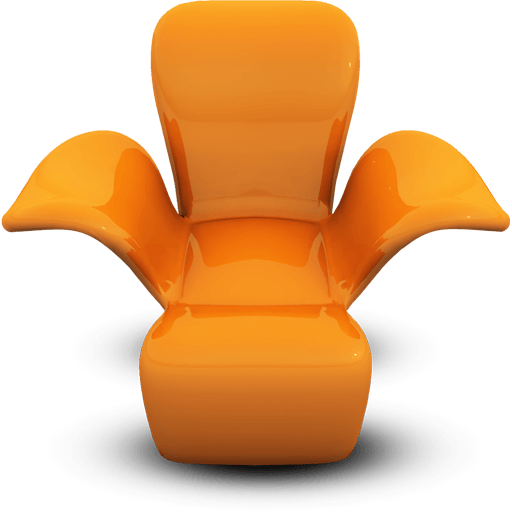 Modern Chairs Icons 512x512 [PNG Files] png