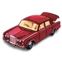 Rolls Royce Silver Shadow with Open Boot_256x256-32