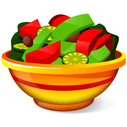 Desktop Buffet Icons 256x256 [PNG Files] png