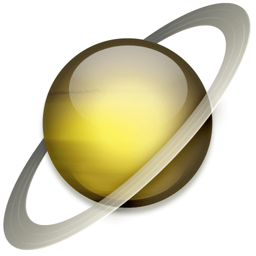 Planets,Moons and Solar System Icons 512x512 [PNG Files] png