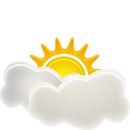 Beautiful Weather Icons 256x256 [PNG Files] png