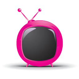 Television Icons 256x256 [PNG Files] png
