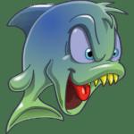 V icons - Fish - Sharkie 04_256x256-32